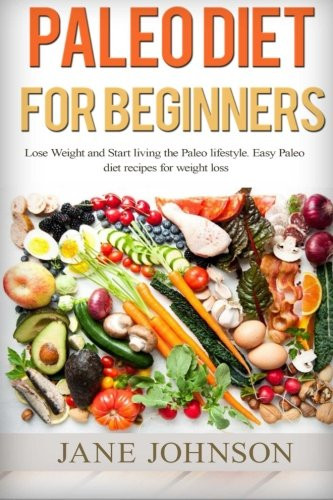 Paleo Diet For Beginners  Jenny Johnson Author Profile News Books and Speaking