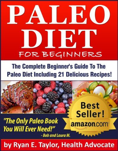 Paleo Diet For Beginners  Discover The Book Paleo Diet For Beginners The