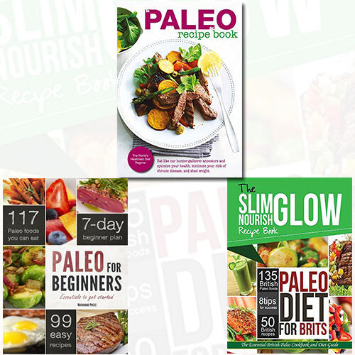 Paleo Diet For Beginners  The Paleo Diet Collection The Paleo Diet for Brits For