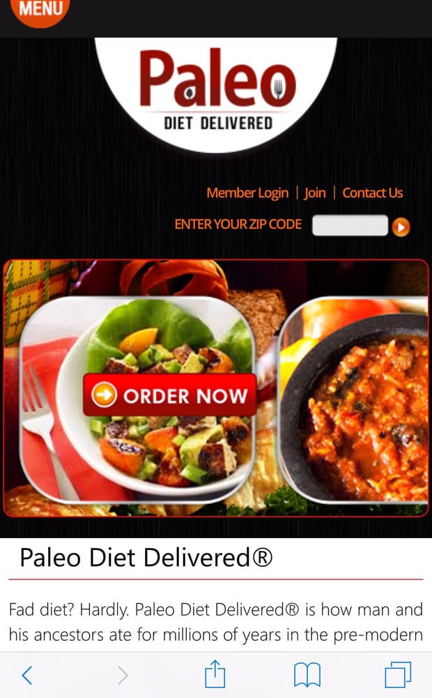 Paleo Diet Reviews  Paleo Diet Delivered 25 Reviews Food Delivery Services