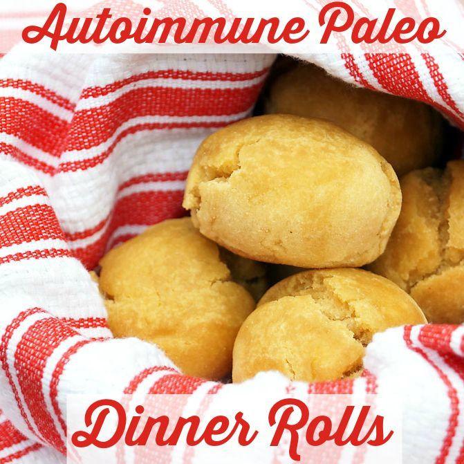 Paleo Dinner Rolls  Autoimmune Paleo Dinner Rolls AIP