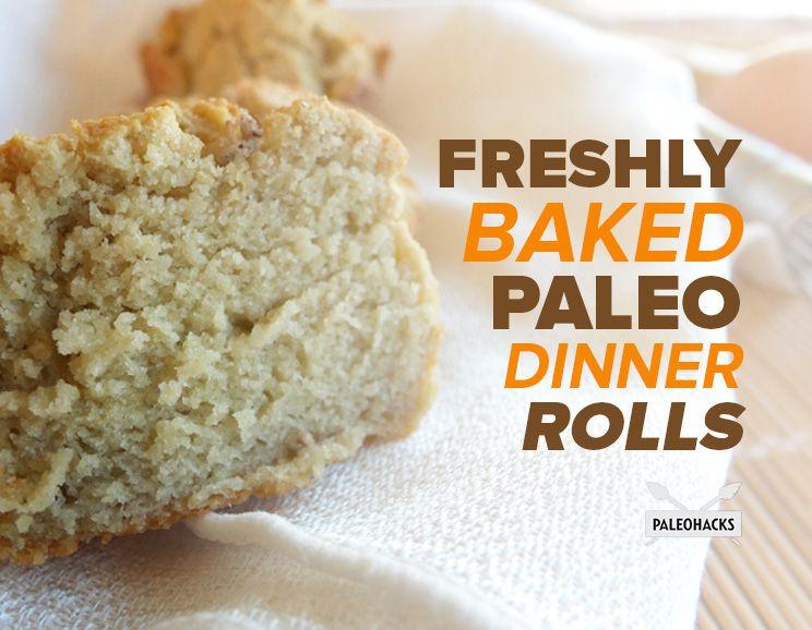 Paleo Dinner Rolls  Freshly Baked Paleo Dinner Rolls