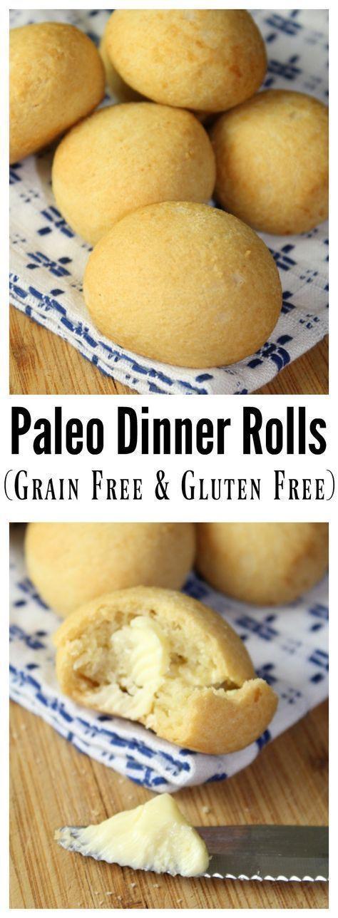 Paleo Dinner Rolls  Paleo Dinner Rolls