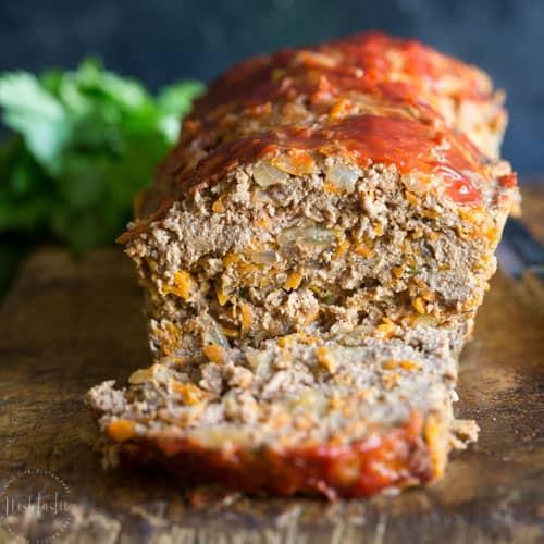 Paleo Meatloaf Recipe  BEST Paleo Meatloaf Recipe Whole30 pliant