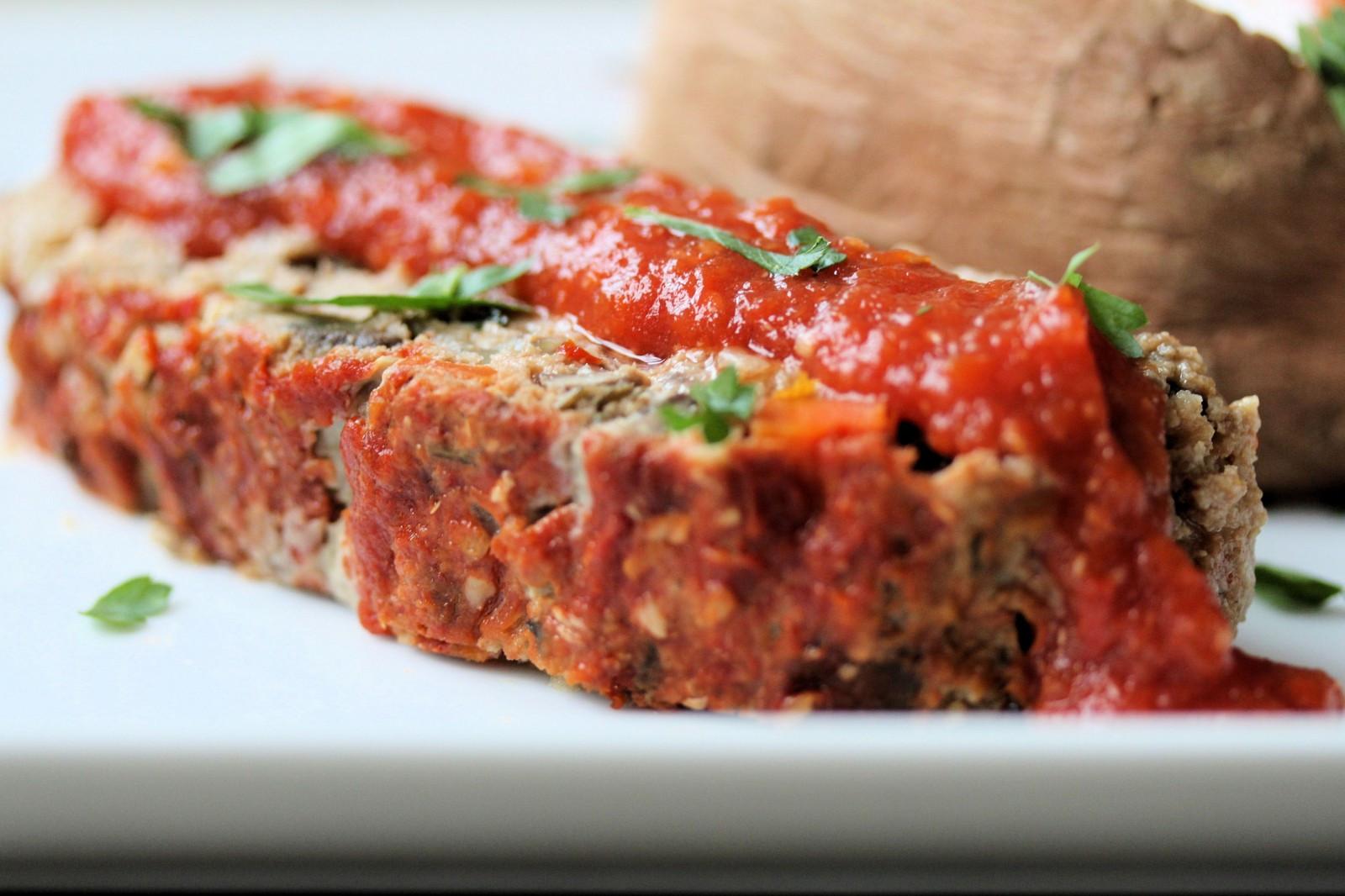 Paleo Meatloaf Recipe  Turkey meatloaf Paleo t high protein low carb