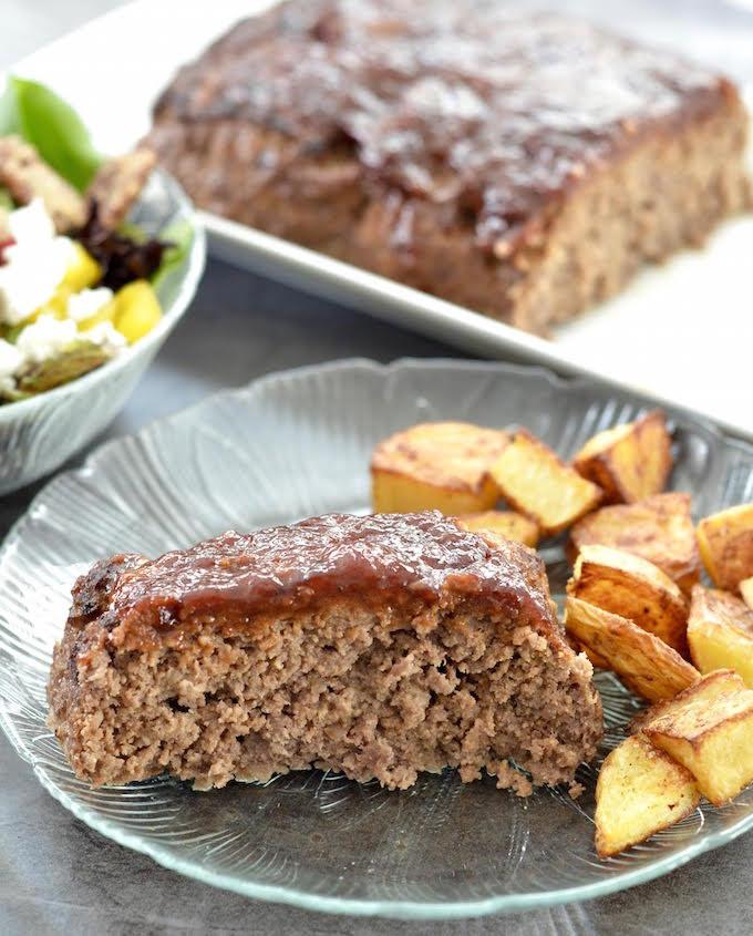 Paleo Meatloaf Recipe  Gluten Free Paleo Meatloaf