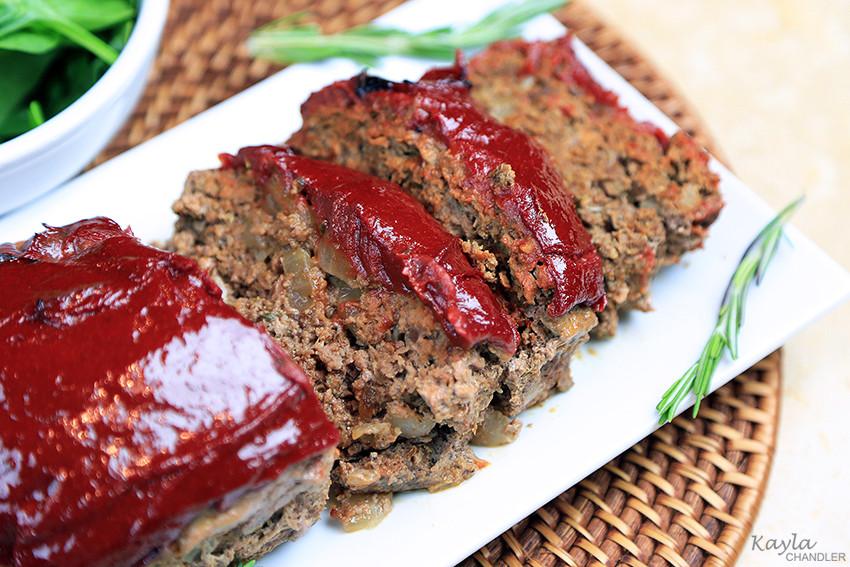 Paleo Meatloaf Recipe  paleo meatloaf recipe