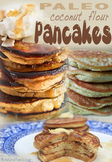Paleo Pancakes Recipe  The 25 Best Paleo Coconut Flour Pancake Recipes to Start