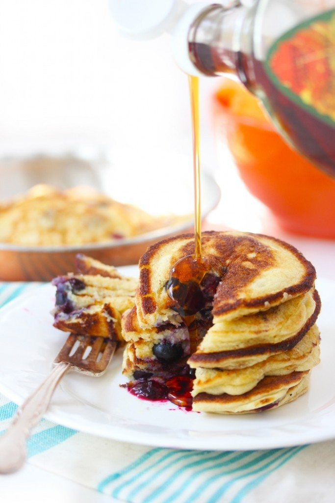 Paleo Pancakes Recipe  The BEST Paleo Pancakes [VIDEO] Lexi s Clean Kitchen