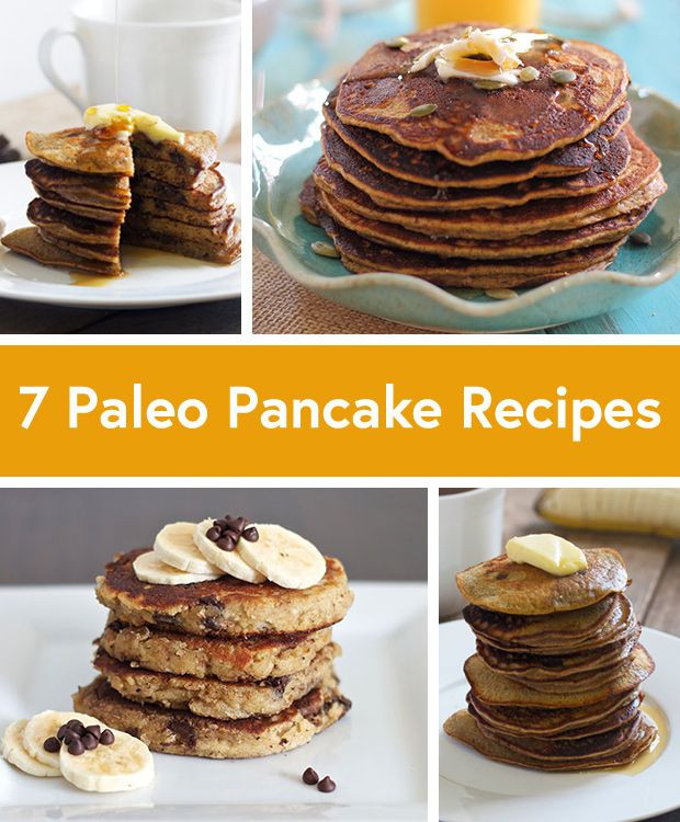 Paleo Pancakes Recipe  7 Quick and Easy Paleo Pancake Recipes