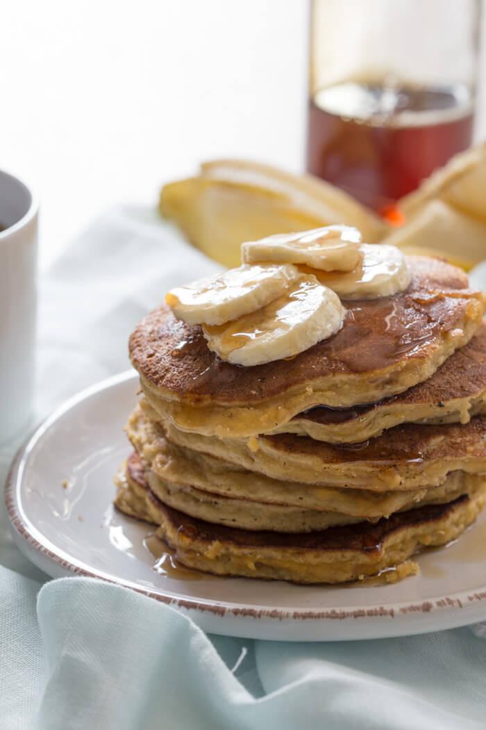 Paleo Pancakes Recipe  Coconut Flour Pancakes