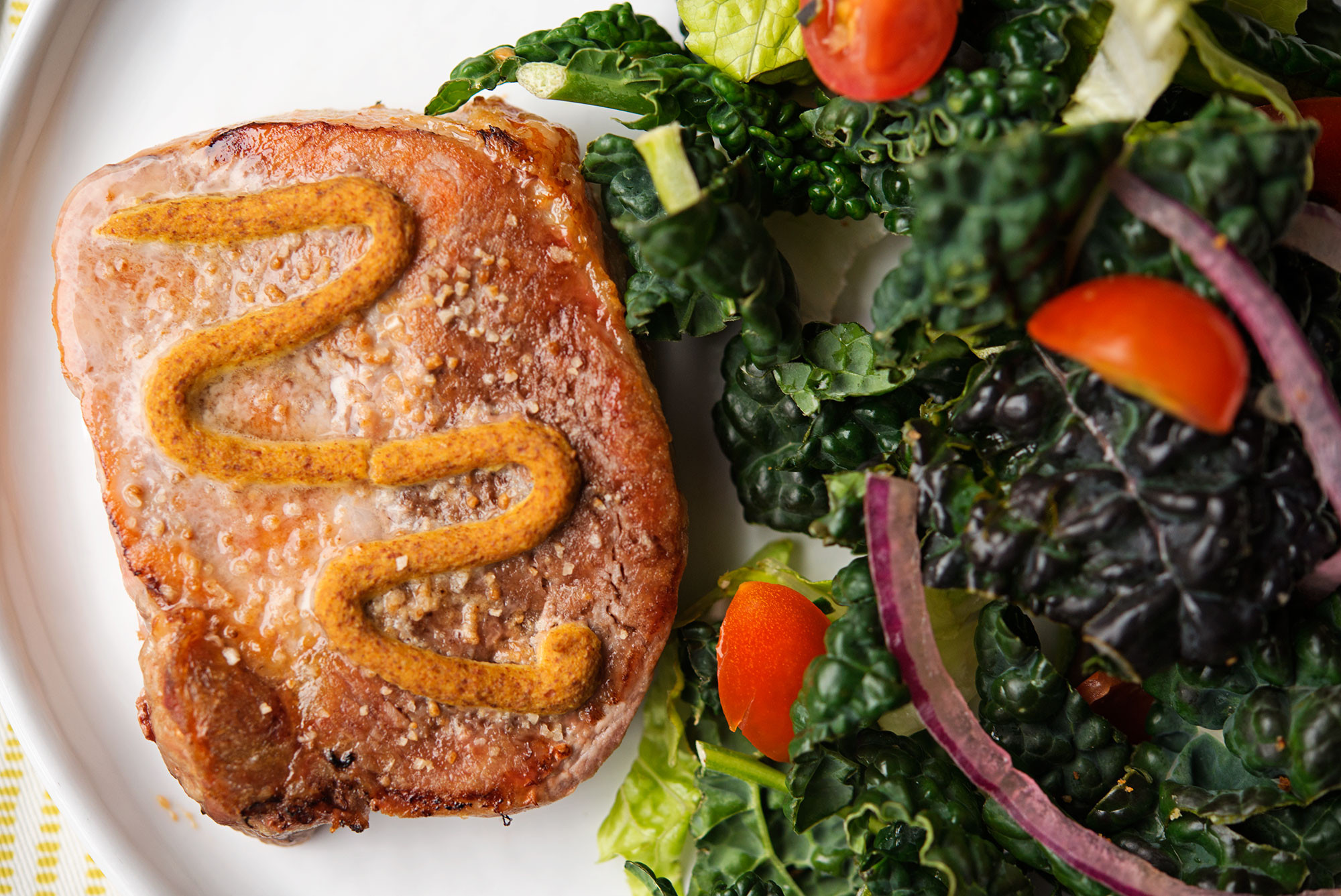Paleo Pork Chops  Garlic My Soul • Simple Paleo Pork Chops