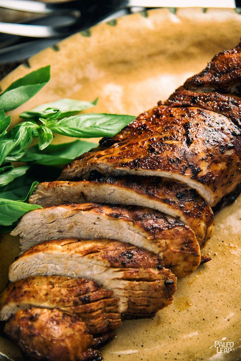 Paleo Pork Tenderloin  paleo pork roast