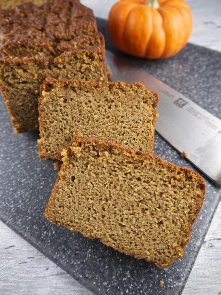 Paleo Pumpkin Bread  Paleo Pumpkin Bread