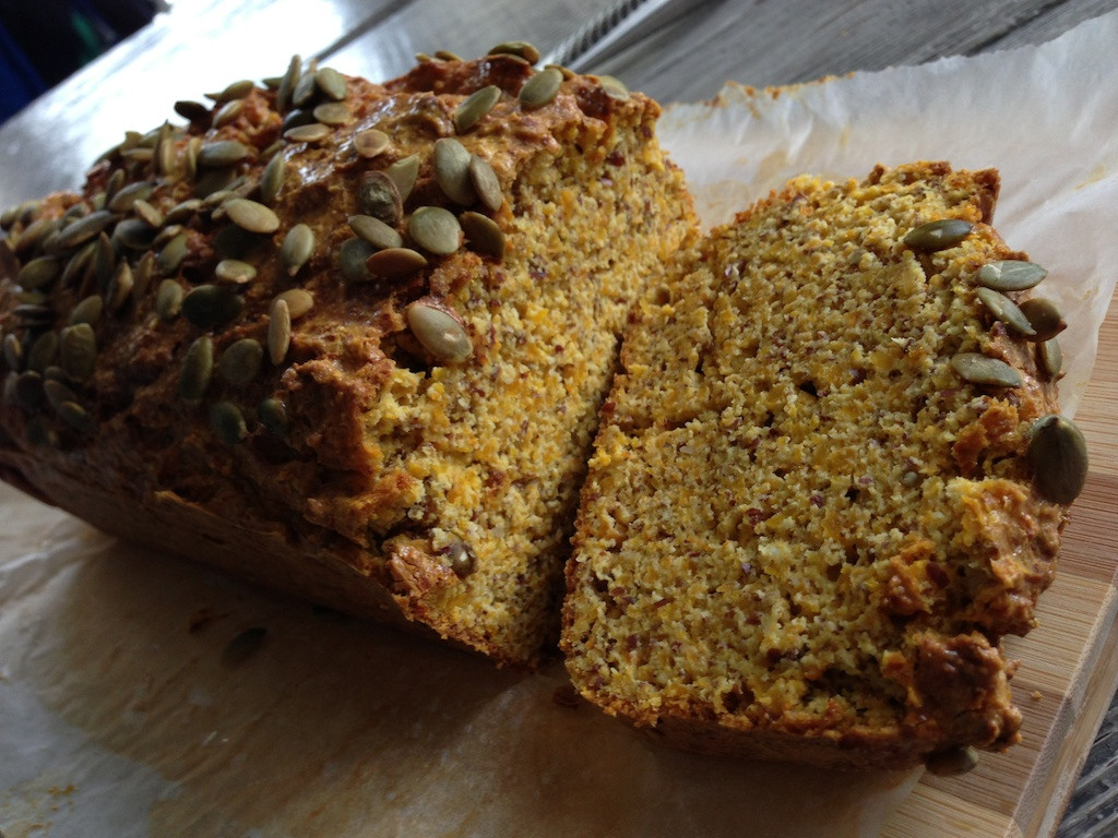 Paleo Pumpkin Bread  Recipe Paleo Pumpkin Bread with the Thermomix