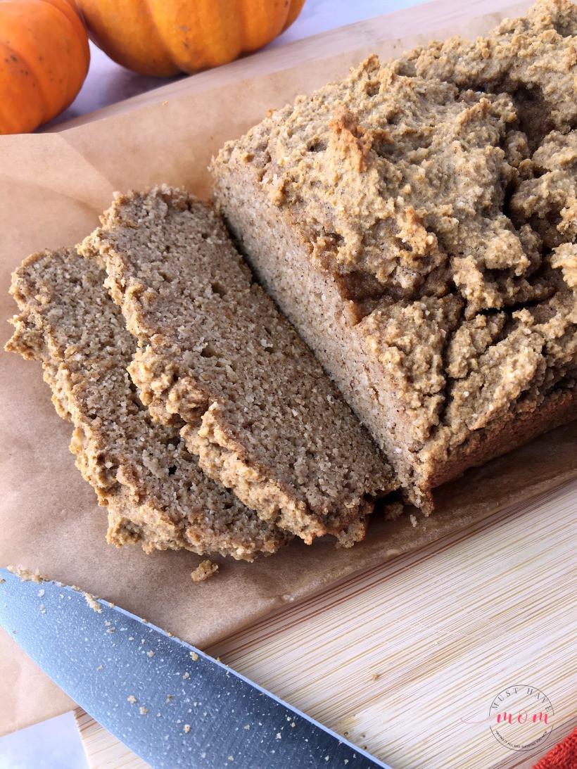Paleo Pumpkin Bread  Paleo Pumpkin Bread Recipe Must Have Mom