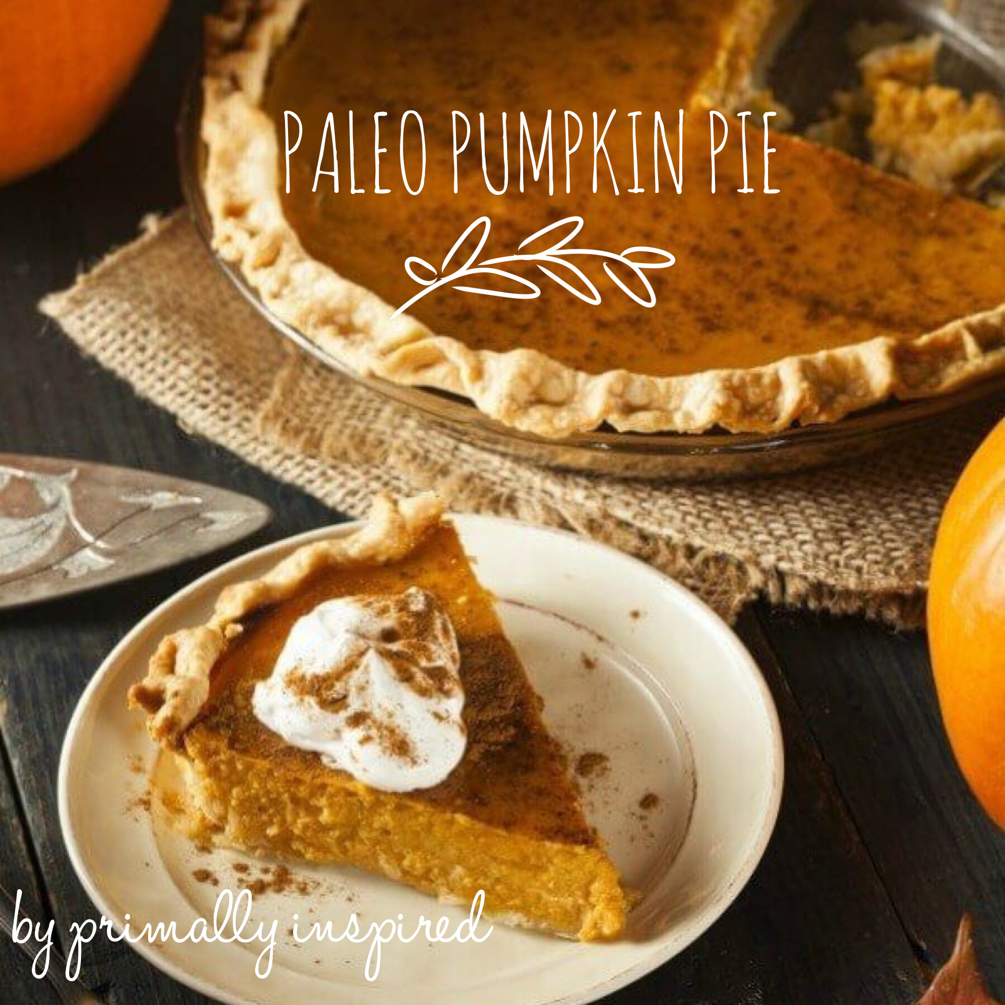 Paleo Pumpkin Pie  Foo Friday 11 20 15 – Yummy Clean and often Paleo
