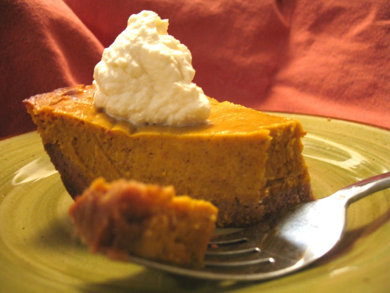 Paleo Pumpkin Pie  Paleo Pumpkin Pie