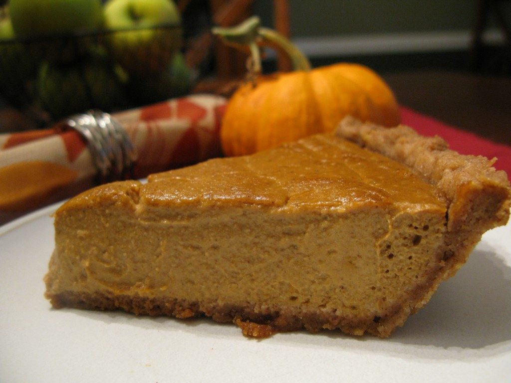 Paleo Pumpkin Pie  The Best Paleo Pumpkin Pie