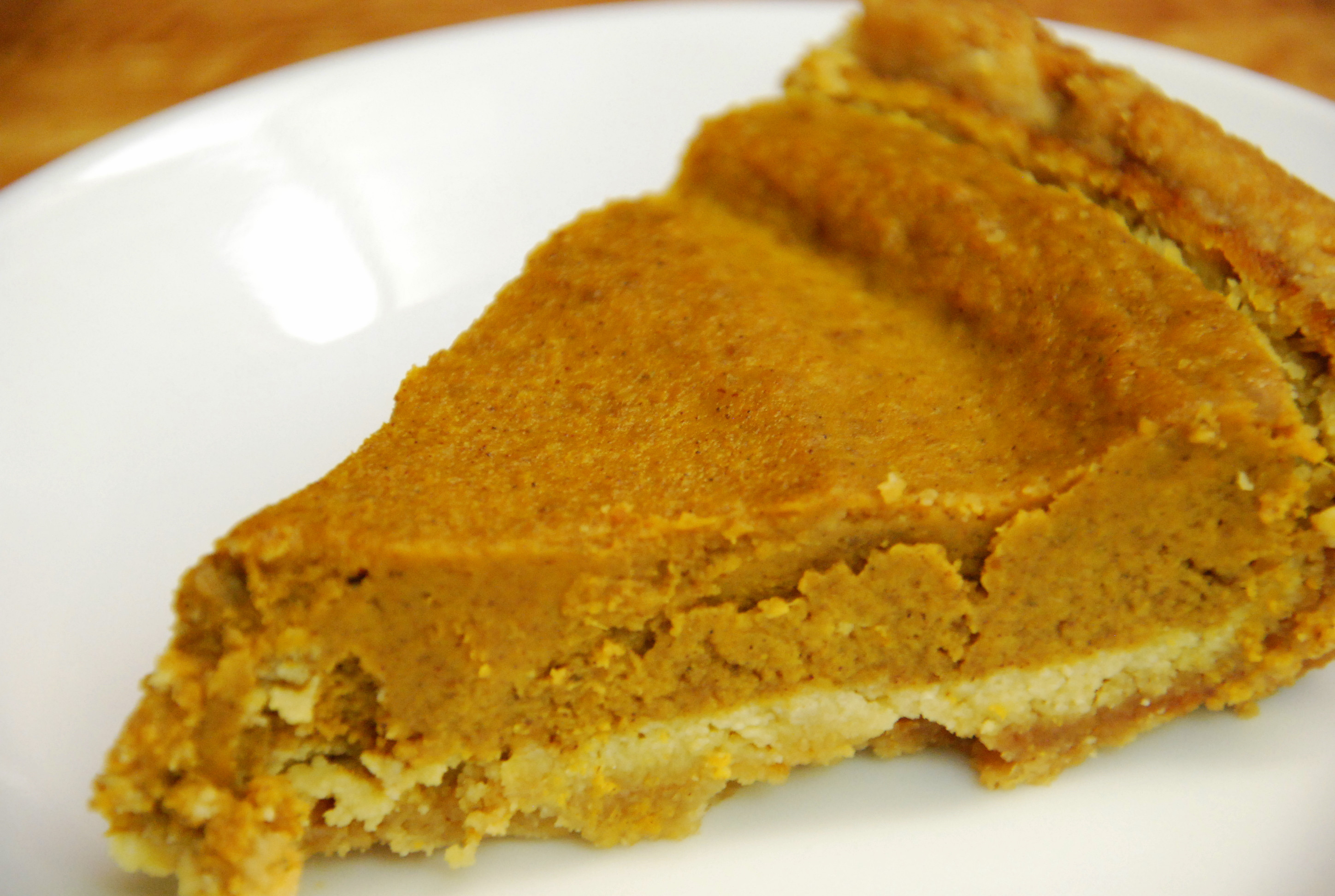 Paleo Pumpkin Pie  Paleo Pumpkin Pie Life Made Full