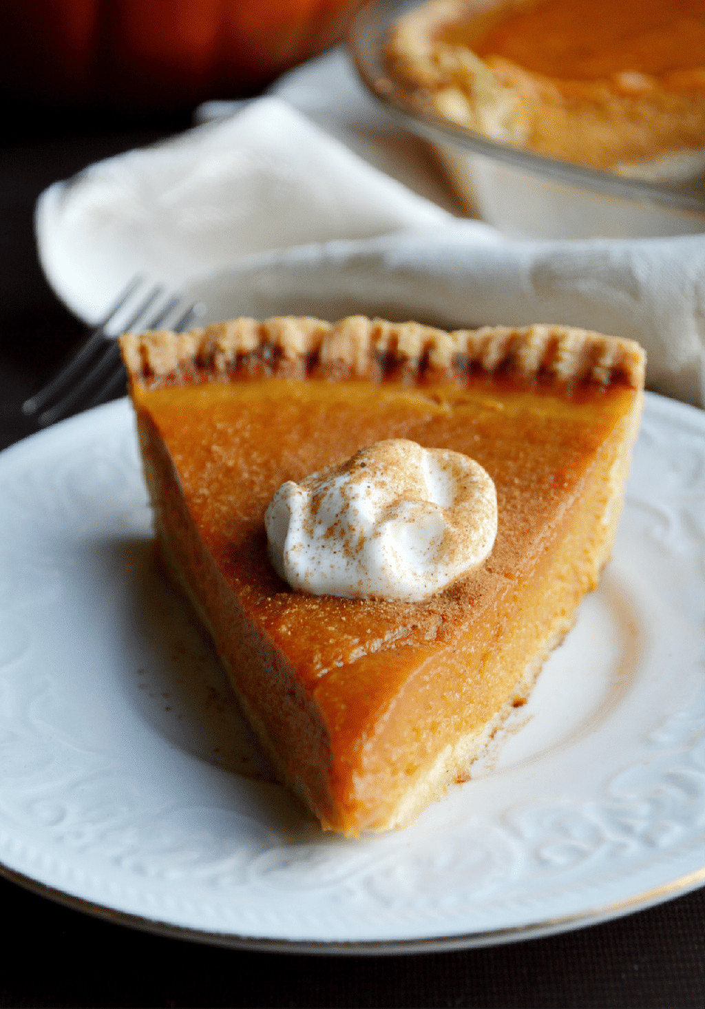 Paleo Pumpkin Pie  Easy Gluten Free and Paleo Pumpkin Pie