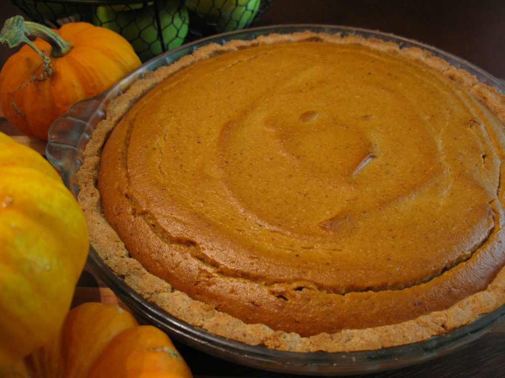 Paleo Pumpkin Pie  Paleo Thanksgiving Recipes Paleo Spirit