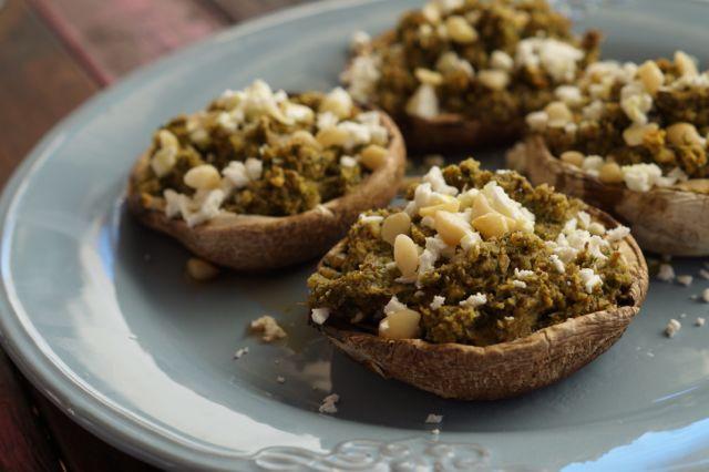 Paleo Stuffed Mushrooms  Paleo Stuffed Mushrooms – fastPaleo