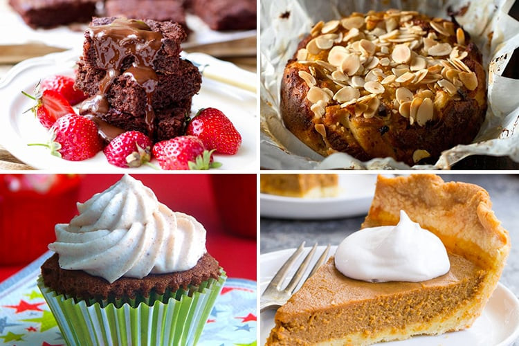 Paleo Thanksgiving Dessert  The Ultimate Paleo Thanksgiving Menu also great for