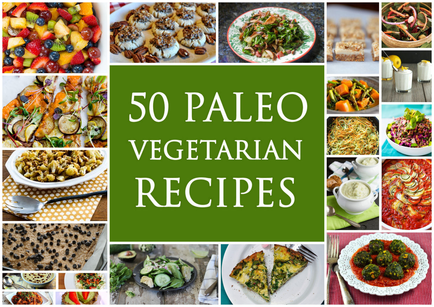 Paleo Vegan Recipes  50 Best Ve arian Paleo Recipes Paleo Zone Recipes
