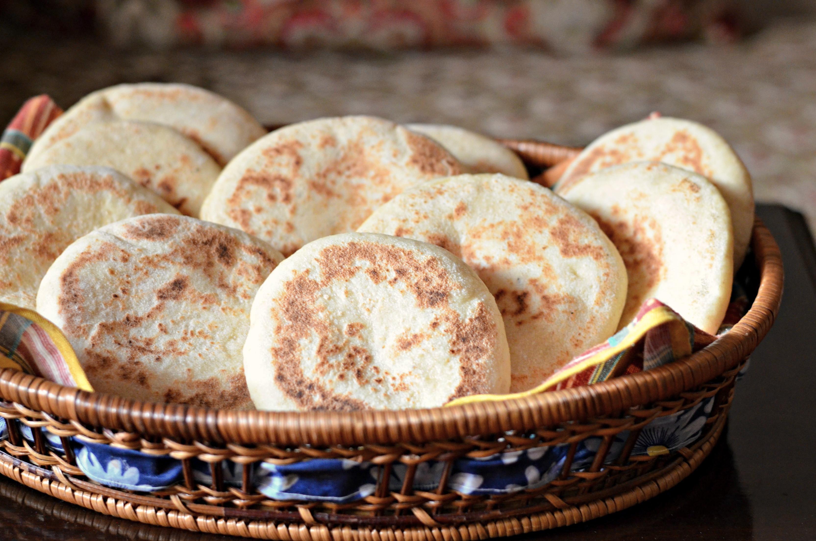 Pan Bread Recipe  moroccan pan bread recipe