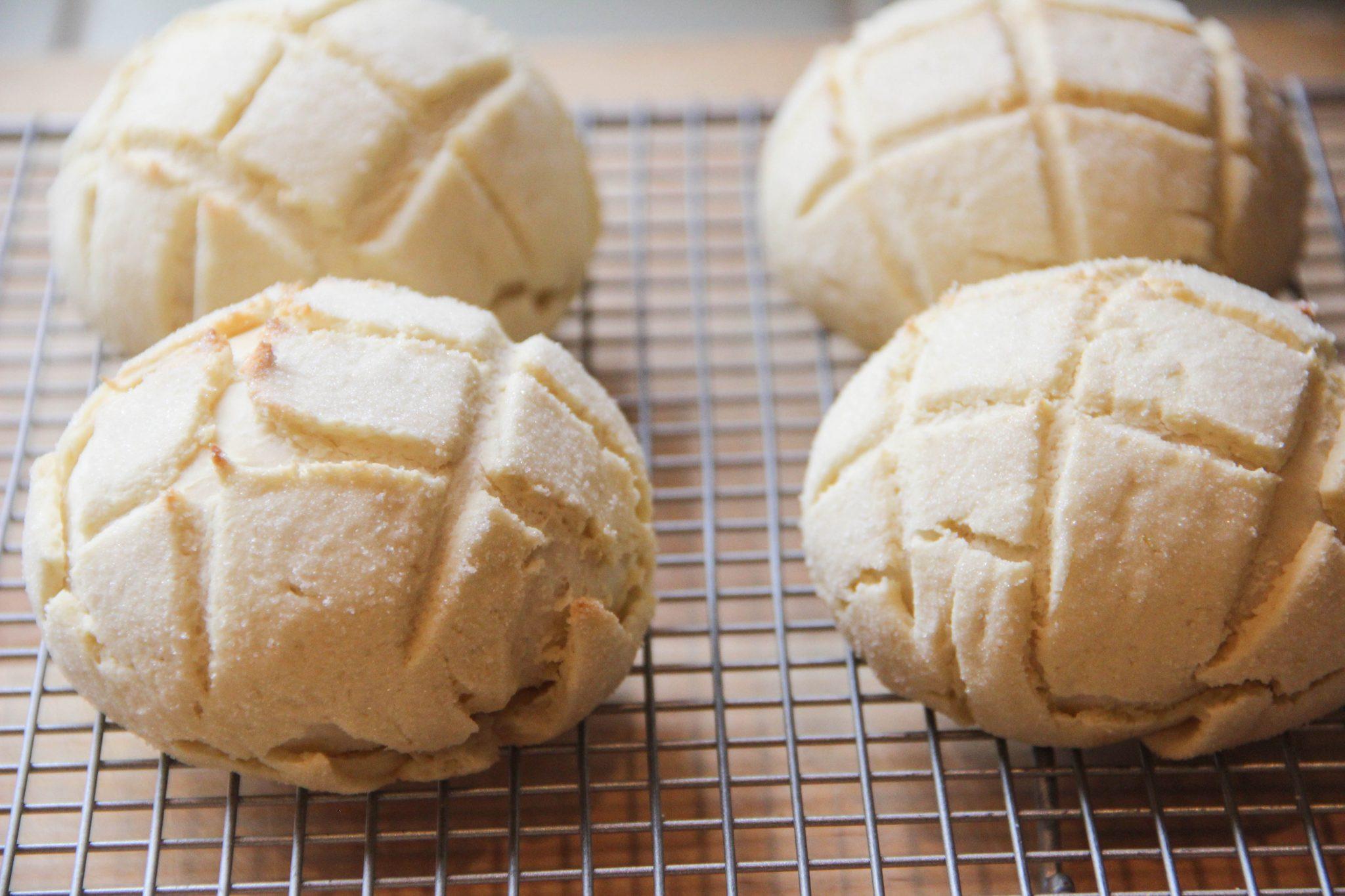 Pan Bread Recipe  Melon Pan – Japanese Cooking 101