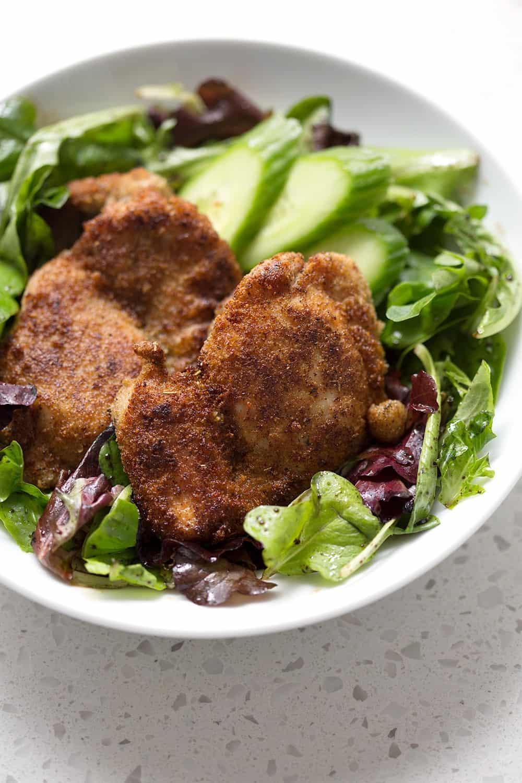 Pan Fried Chicken Thighs  Gluten Free Pan Fried Chicken Thighs