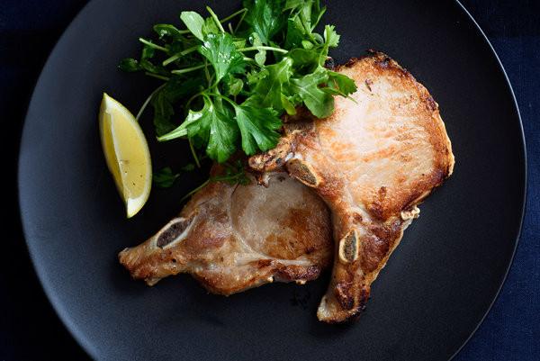 Pan Fried Thin Pork Chops  Thin Pan Seared Pork Chops Recipe NYT Cooking