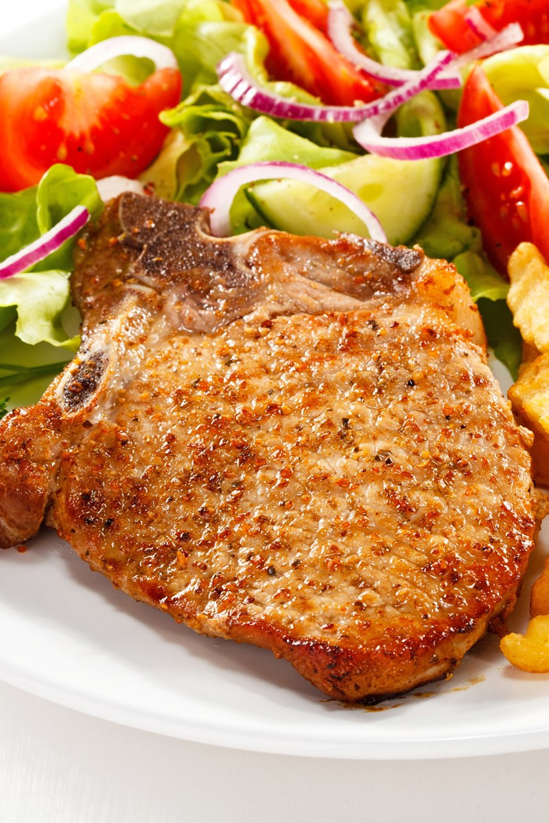 Pan Fried Thin Pork Chops  Easy Pan Fried Pork Chops
