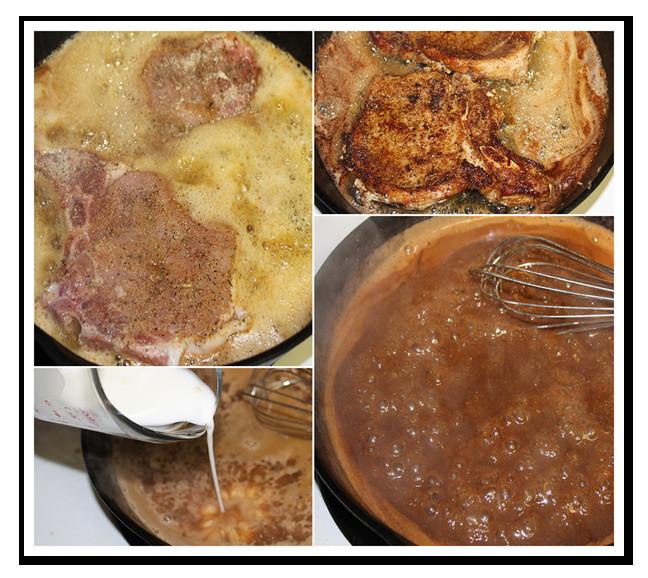 Pan Fry Pork Chops  Pan Fried Pork Chops KinFolkRecipes