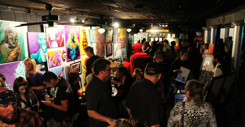 Pancakes And Booze  Pancakes and Booze Art Show back for another round this