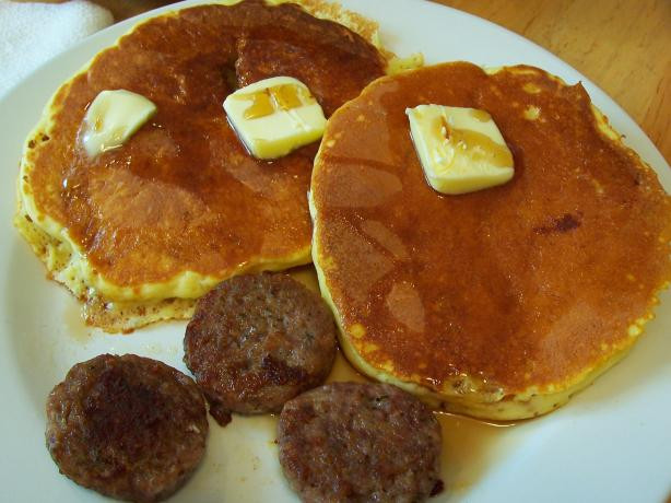 Pancakes And Sausage  Sausage And Pancakes Clipart Clipart Suggest