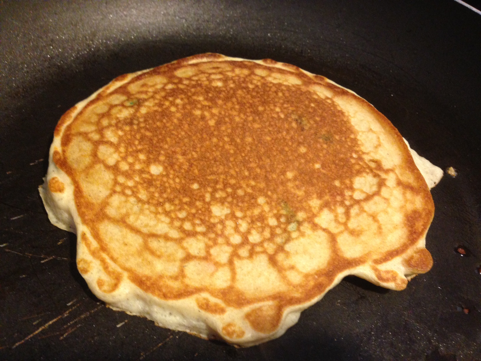 Pancakes For One  Have Your Abs and Eat Cake Too Cake Batter Protein