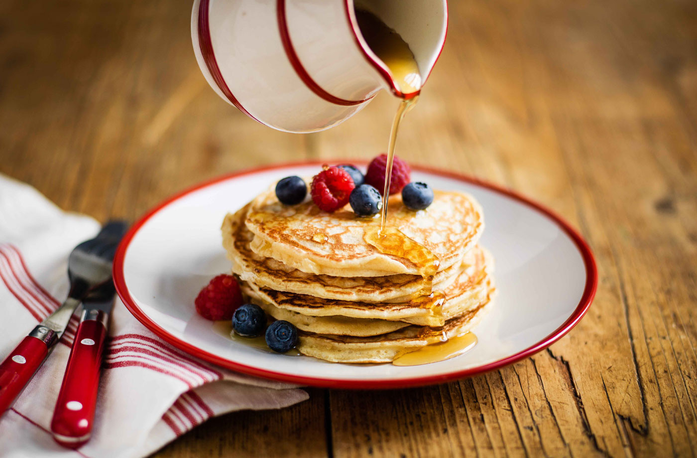 Pancakes For One  Pancake Day Inspiration And Ideas – La Blog Beauté