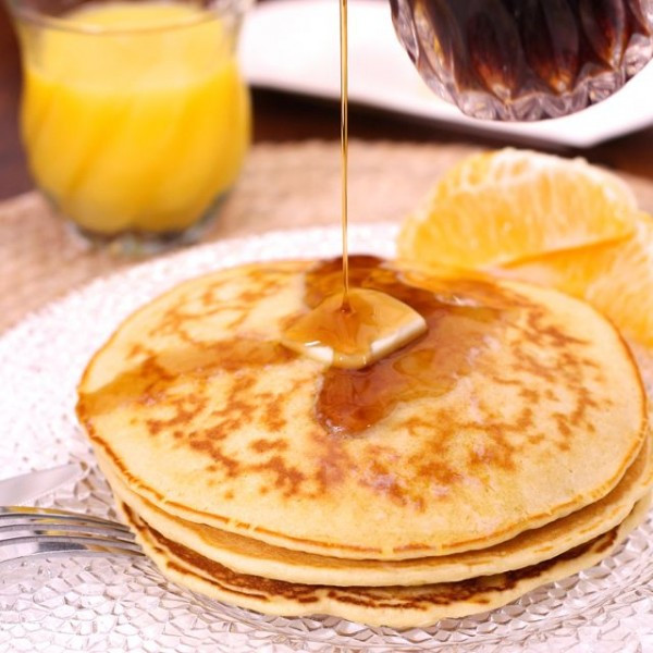 Pancakes For One  How To Make Pancakes For e