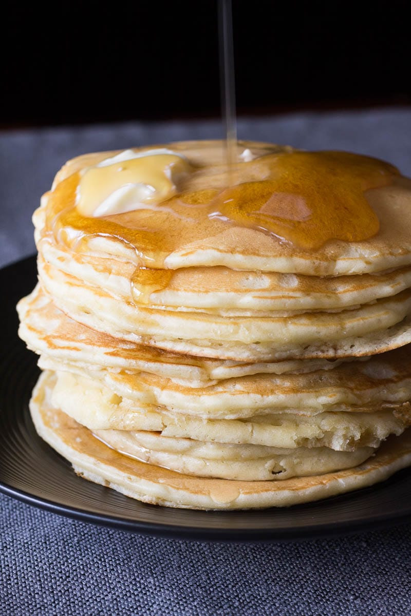 Pancakes From Scratch Recipe  Pancakes from Scratch • Recipe for Perfection