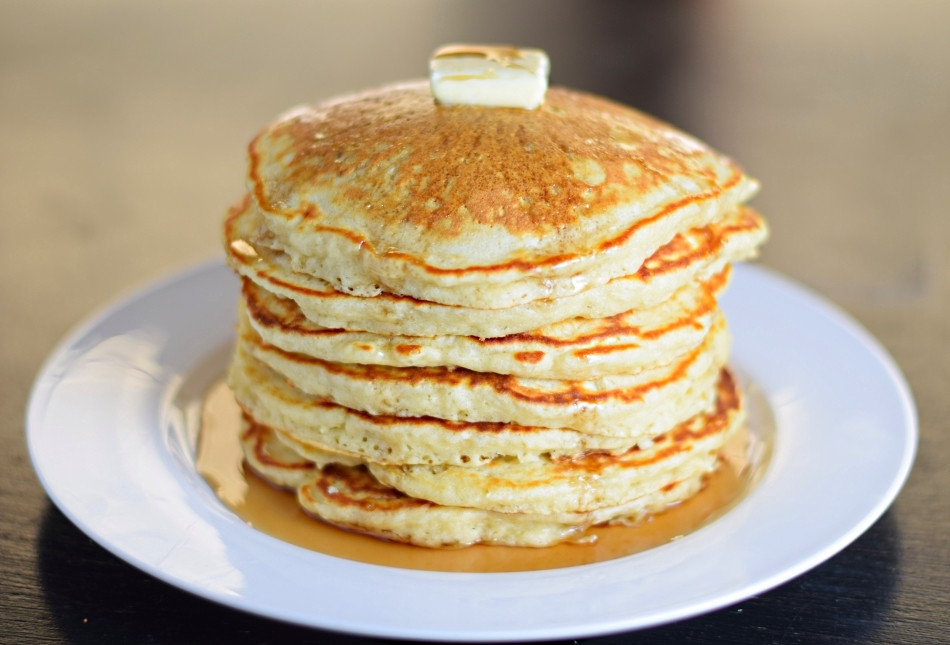 Pancakes From Scratch Recipe  pancakes for two from scratch