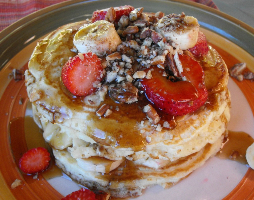 Pancakes From Scratch Recipe  Old Fashioned Pancakes From Scratch Recipe Everyone Should