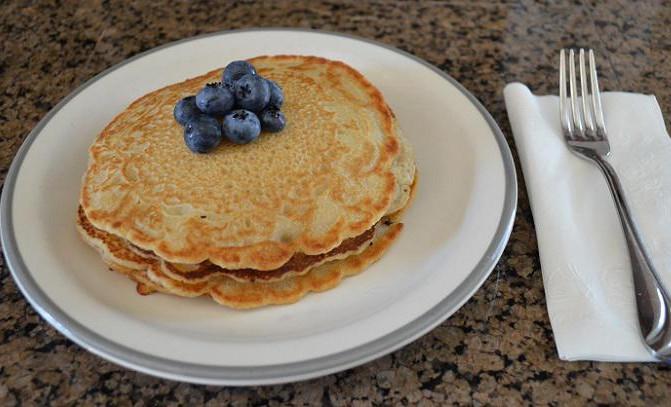 Pancakes No Milk  Homemade Pancakes No Milk Eggs Homemade Ftempo