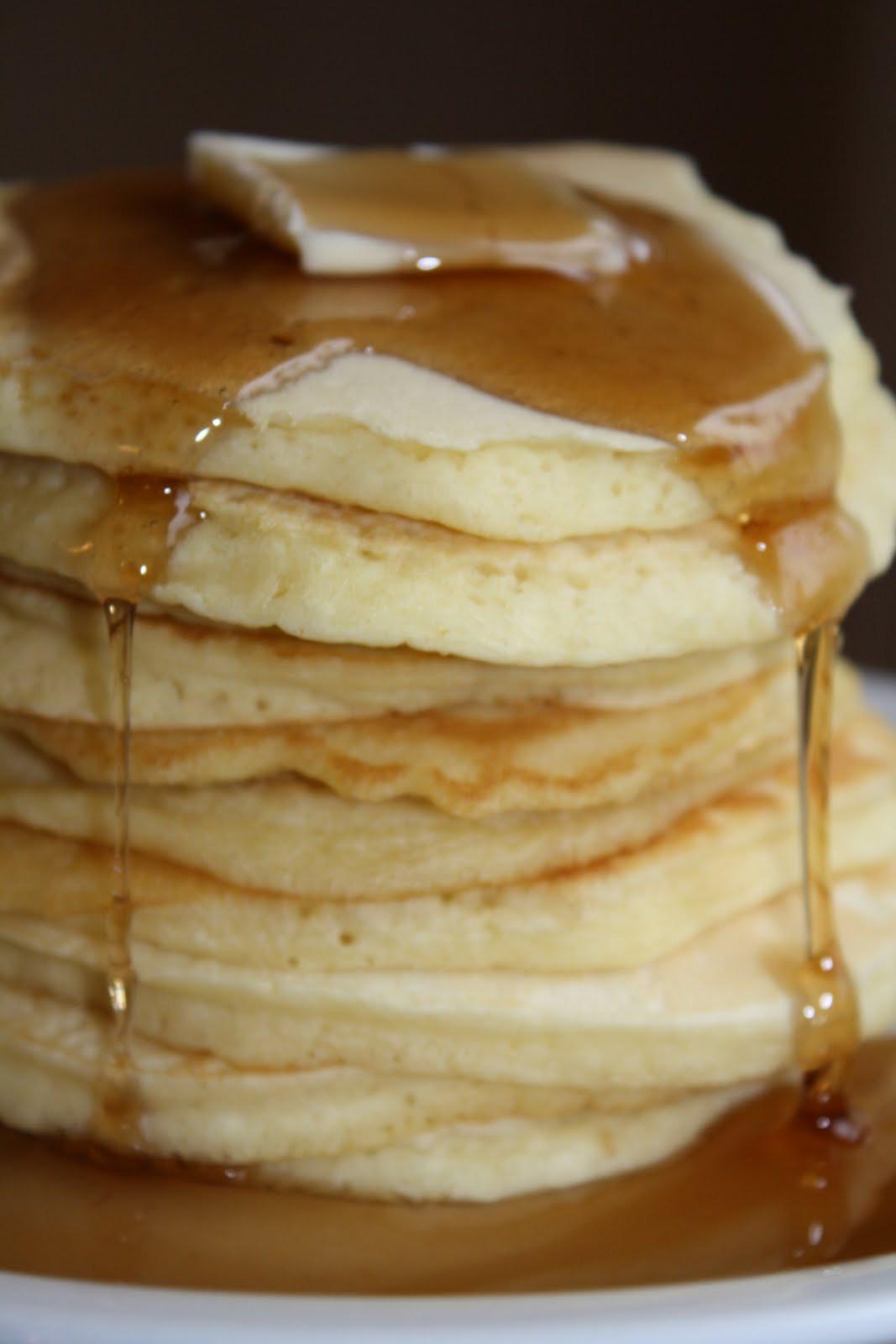 Pancakes No Milk  Mormon Mavens in the Kitchen No Milk Pancakes