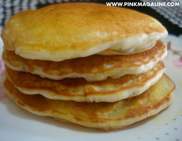 Pancakes No Milk  PANCAKE RECIPE NO EGG NO MILK