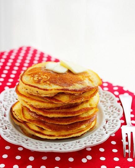 Pancakes No Milk  10 Best Fluffy No Milk Pancakes Recipes