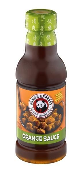 Panda Express Sauces  Panda Express Orange Sauce