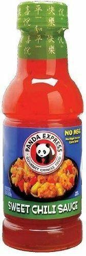 Panda Express Sauces  Panda Express Gourmet Chinese Sweet Chili Sauce