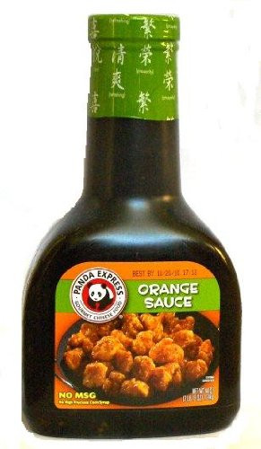 Panda Express Sauces  Food is a Blessing Almost Panda Express Orange Chicken